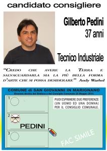 Gilberto Pedini